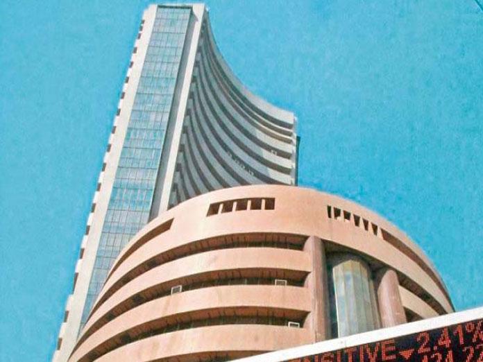Sensex drops over 100 points; bank, auto stocks fall