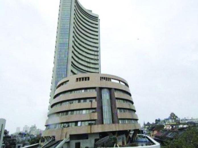 Sensex ends marginally lower; bank stocks fall