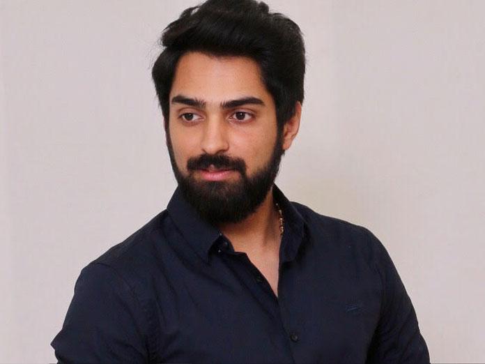 Shiva Kandukuri signs his second film