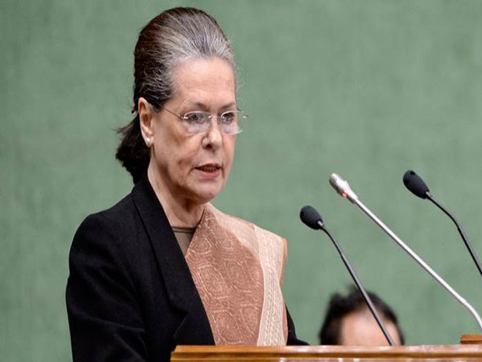 Truth, transparency brazenly tossed aside during Modi rule: Sonia