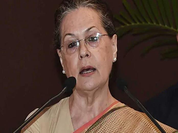 Bluff, bluster,intimidation: Sonia Gandhi