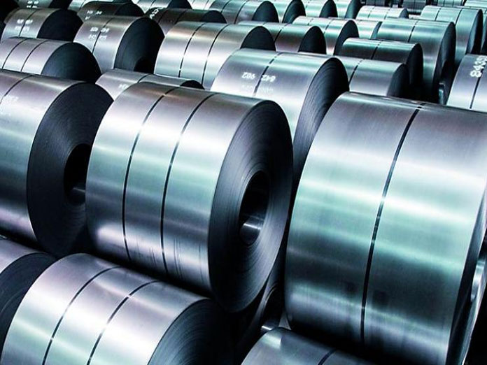 Finished steel exports fall 37 pc, imports grow 1.5 pc in Apr-Jan