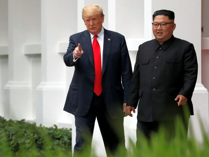 ​North Korea could be great power without nuclear weapons: Trump By Lalit K Jha