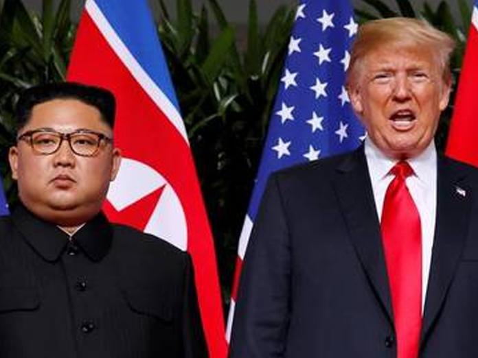Trump to meet Kim in Hanoi on Feb 27-28