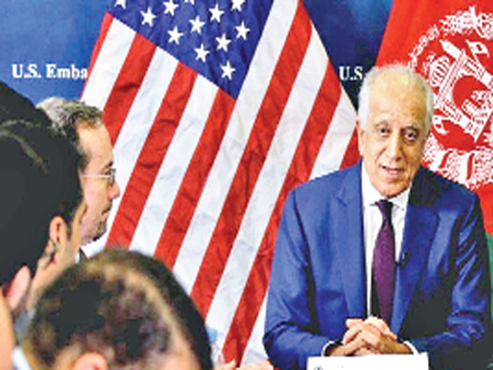 US, Russia plot different futures for Afghanistan