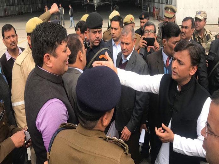 UP government stopped me from visiting Prayagraj: Akhilesh