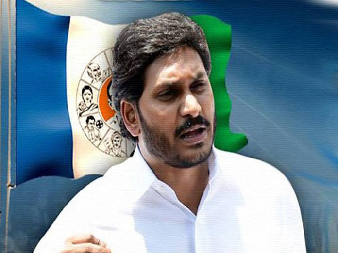 Election Commission issues notice to YS Jagan