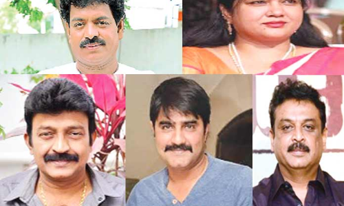 3-cornered contest for MAA top post