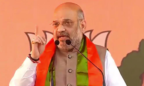 Maoism Flourishes Whenever Congress Comes To Power: Amit Shah