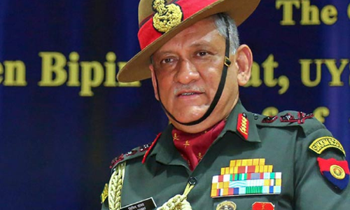 Army chief asks troops along Pak border to be prepared for any situation
