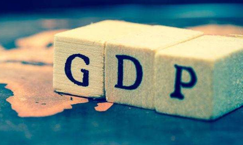Slowing GDP a bad signal