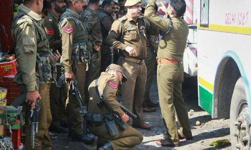 1 dead, 32 injured in grenade attack in Jammu bus stand