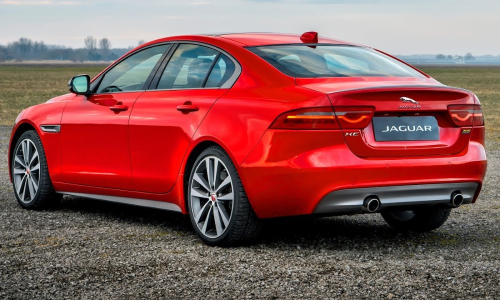 2019 Jaguar XE facelift unveiled, will be available by the end of the year