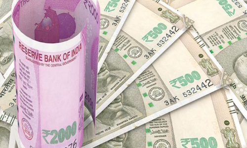 Rupee slips 11 paise against dollar in opening trade