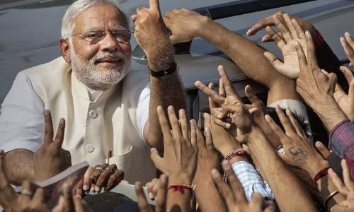 Vanishing values plague Indian politics