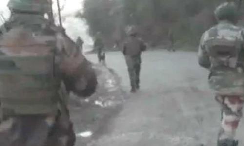 Police Officer Injured After Pak Shelling In Jammu And Kashmir\