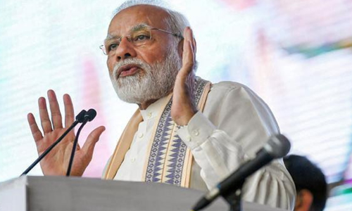 PM lauds women awardees for inspiring others