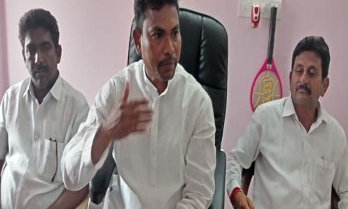 Rega turns red over Congress uproar post his meet with K Chandrashekar Rao