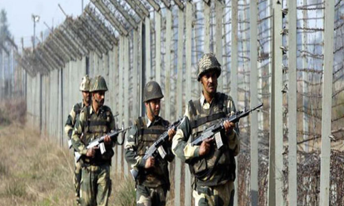 LOC on fire with constant ceasefire violations