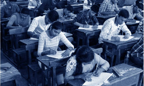 Over 30K inter first year students skip exams