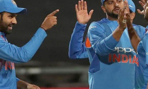 World Cup auditions on as India looks to seal series 2-0