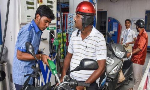 As petrol prices spike before polls, Pradhan seeks Saudi help to cool rates