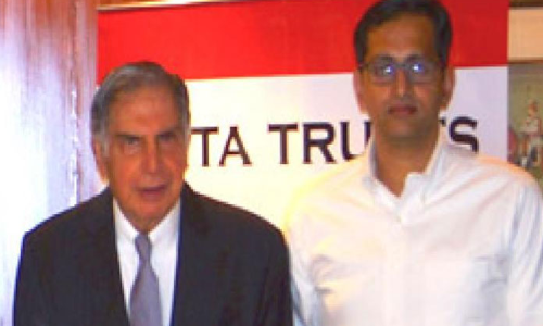 R Venkataramanan rumoured to have offered to quit Tata Trusts