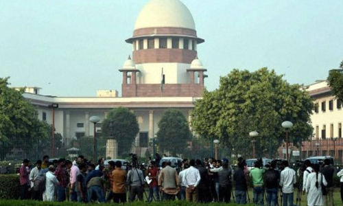 CM condoles demise of ex-SC Judge Ramaswamy