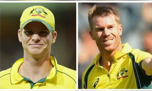 Smith, Warner dropped from Australias one-day side for Pakistan