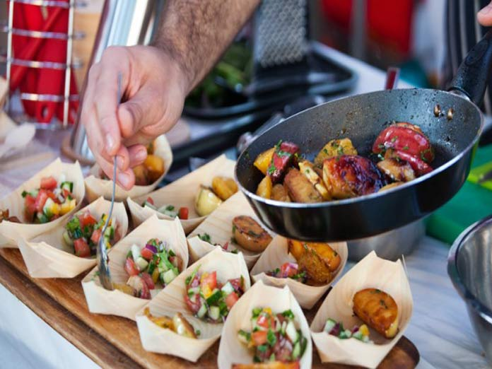 Food festival with a social cause
