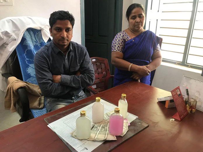 ACB nets veterinary doctor, aide
