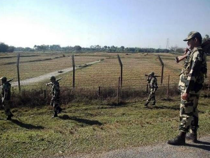 Indo-Bangla border under e-surveillance from today