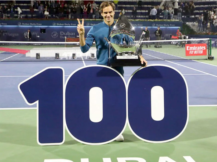 Roger Federer beats Tsitsipas, wins