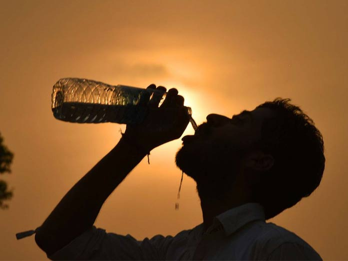 Official machinery put on alert to tackle Heat Wave