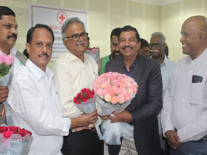 Indian Red Cross Society to spread its services