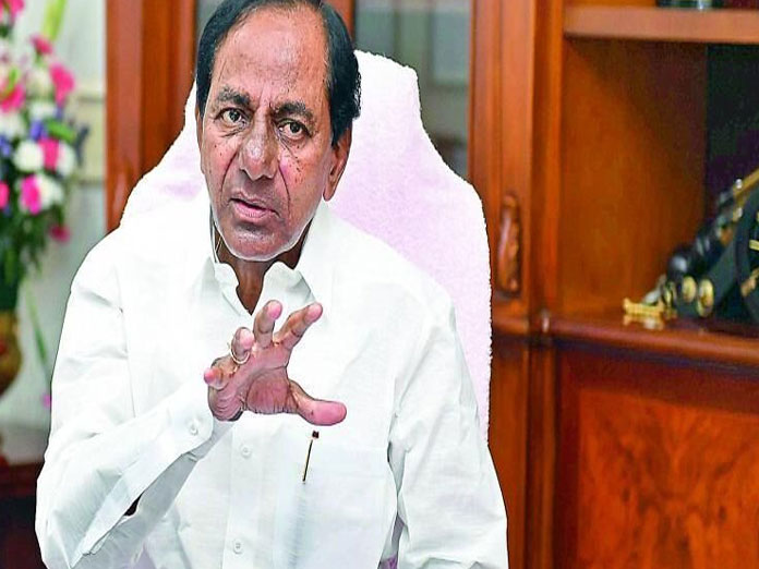 KCR, Cabinet colleagues to helm LS poll campaign