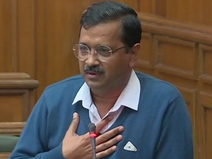Kejri slams PM over booth talk instead of pilot safety