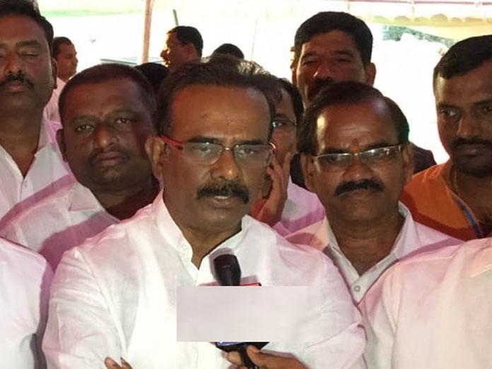 TRS will continue its winning streak in LS polls: MP Boora Narsaiah Goud