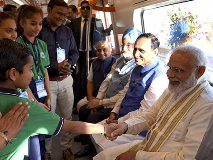 PM Modi Launches Card For Transportation Payments Across India