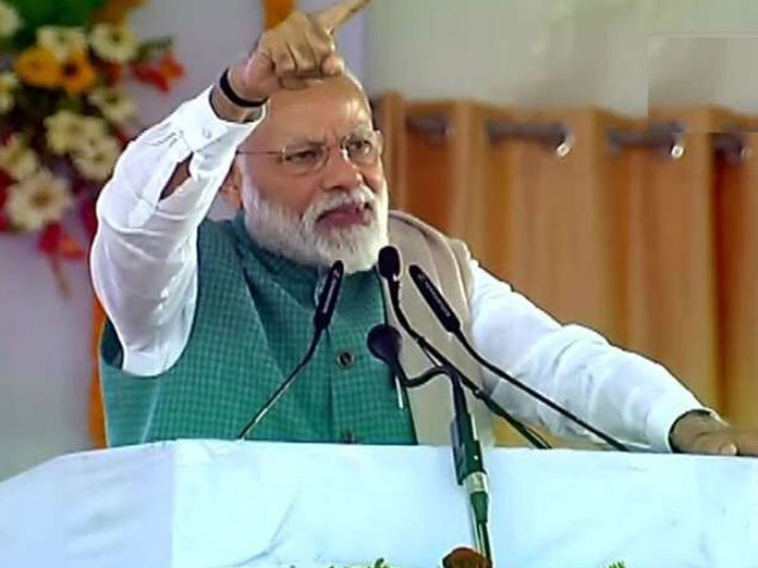 Opposition demoralising Army by demanding air strike proof: PM