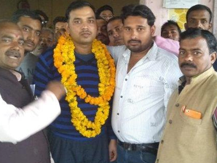 CRPF trooper who survived  Pulwama attack returns home
