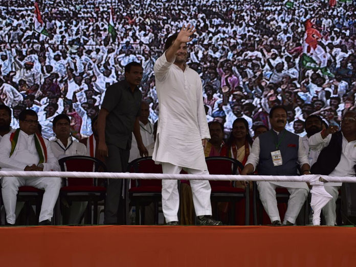 Rahul to launch Congress campaign on Mar 9