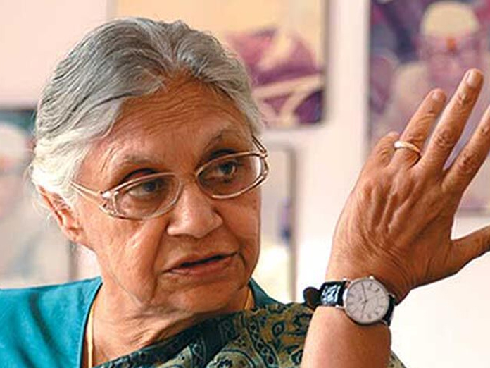 Sheila completely rules out alliance with AAP