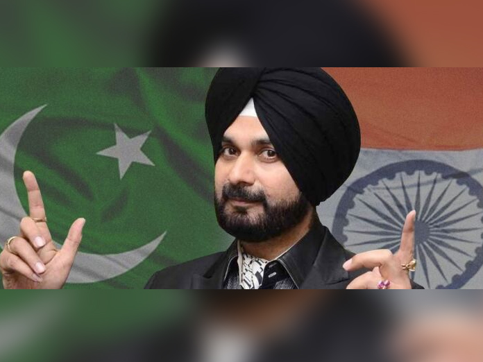 Sidhu insists on dialogue with Pakistan