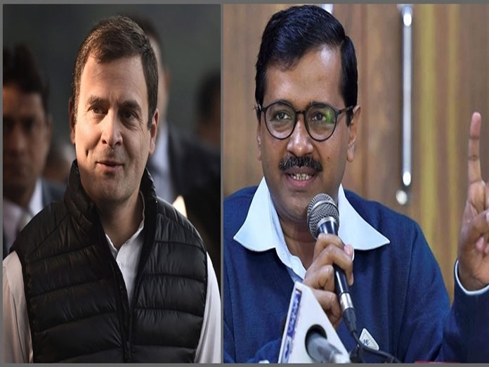 Congress rules out alliance with AAP