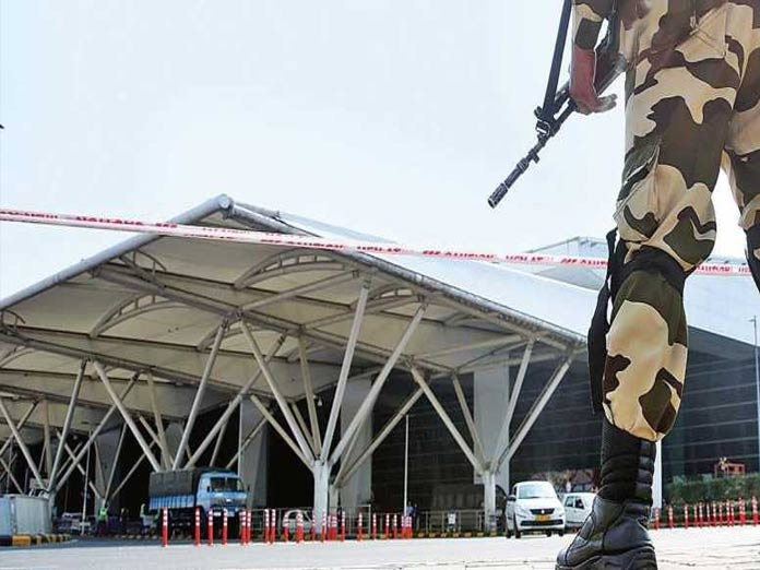 Government issues alert to enhance security at all airports