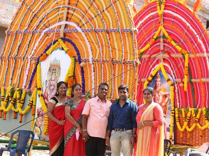 'Prabhas' introduced for deities' procession