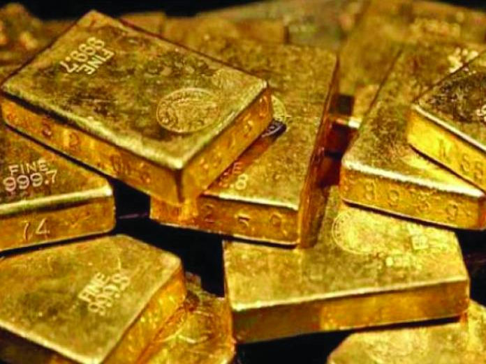 Gold, silver prices decline on low demand, global cues