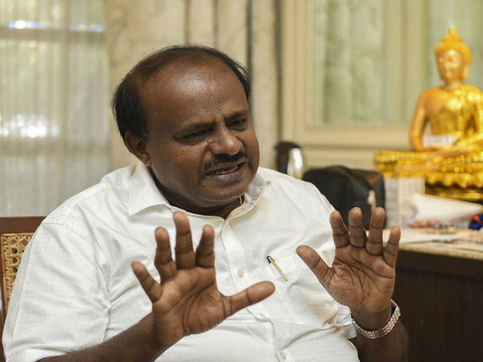 Why terror attacks now and not when Deve Gowda was PM? asks HD Kumaraswamy