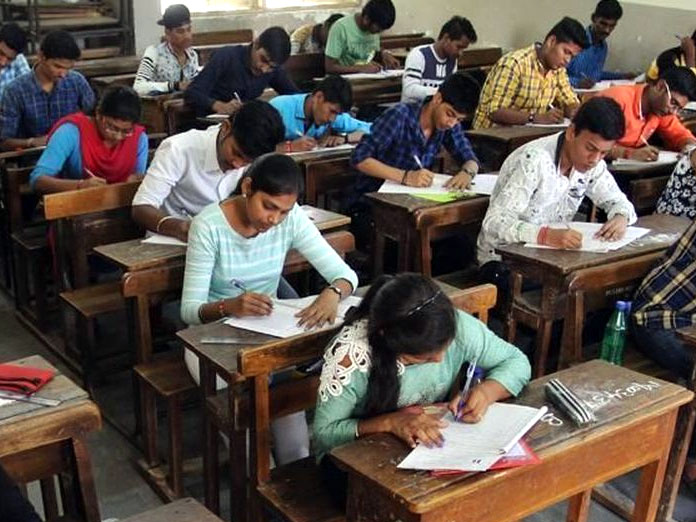 14 students booked for malpractice in inter exams